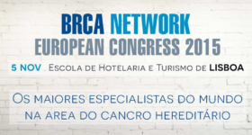 BRCA Consortium – European Congress 2015 nos media