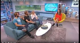 Entrevista no programa Faz Sentido da Sic Mulher com Tamara Milagre, Pedro Guedes e Ricardo Guedes