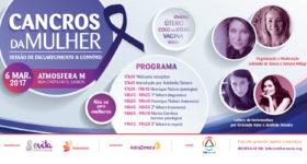 Cancros da Mulher – Sessão de Esclarecimento & Convívio
