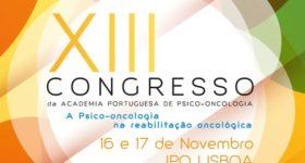 EVITA no Xlll Congresso da Academia Portuguesa de Psico-Oncologia