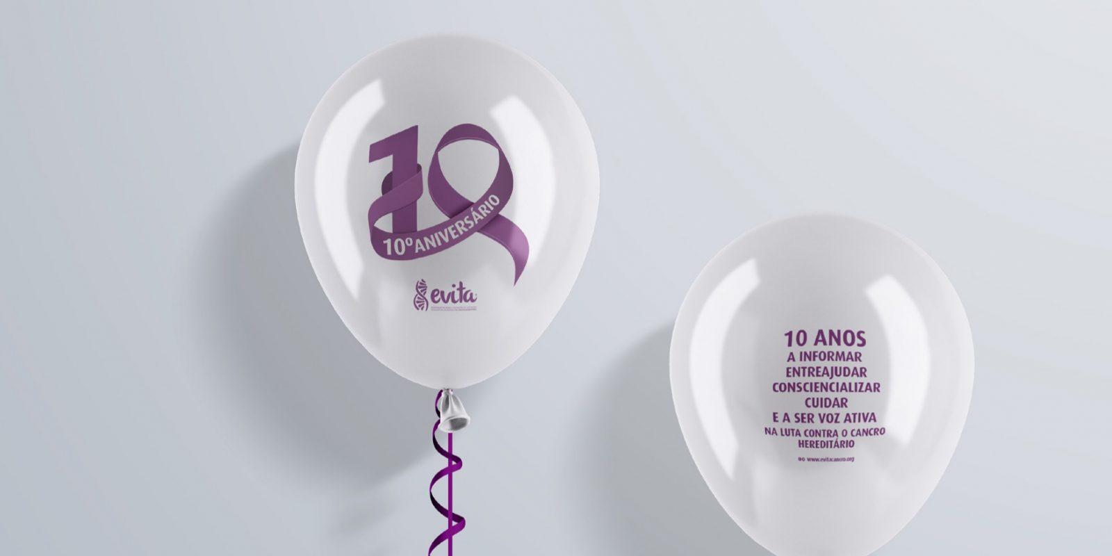 10º Aniversário da EVITA